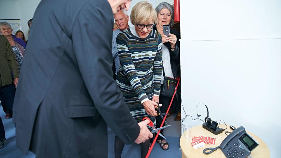 Kommuner går sammen om døgnbemandet krisetelefon