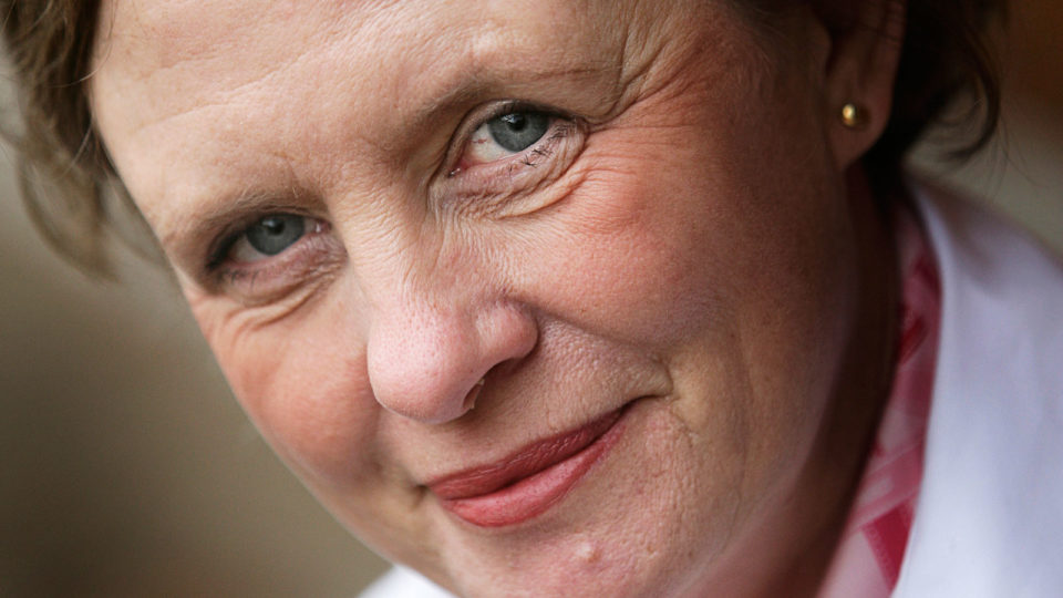 Professor Gunhild Waldemar