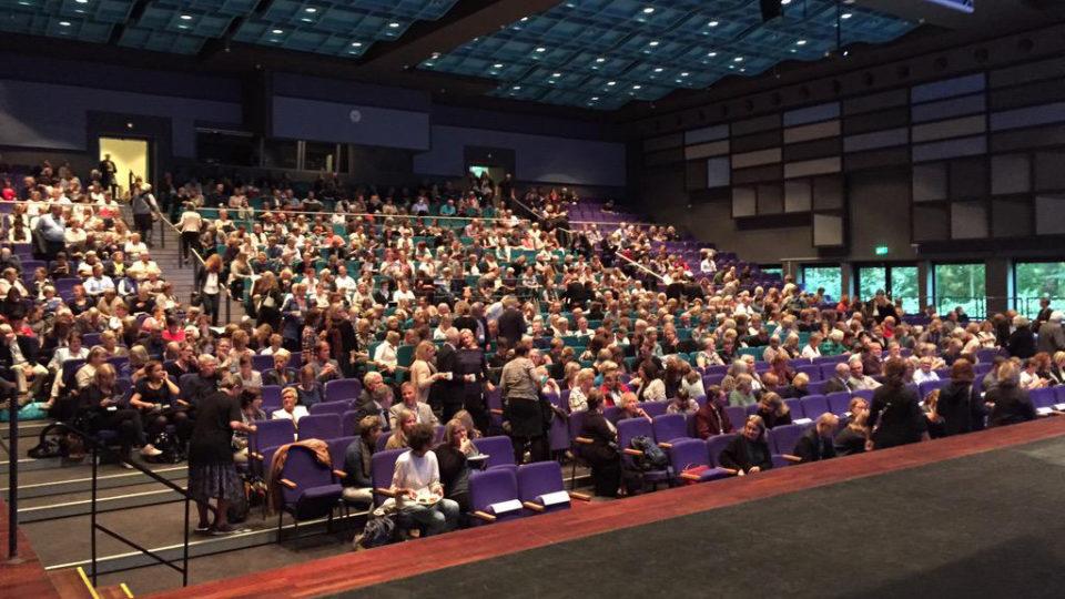 Ældrekonference 2015 gav inspiration og begejstring