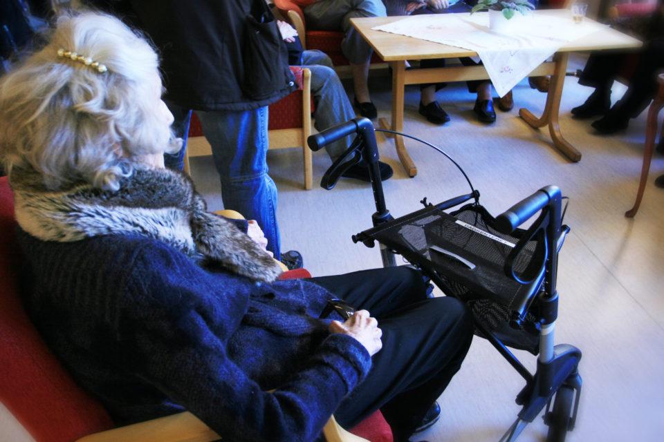 Hver anden ældre udskrives uden plan for rehabilitering