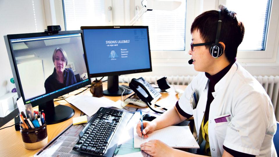 Tværsektoriel database skal løfte ældreplejen i Kolding
