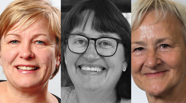 Tre sundhedschefer lærte om borgerinddragelse på international konference