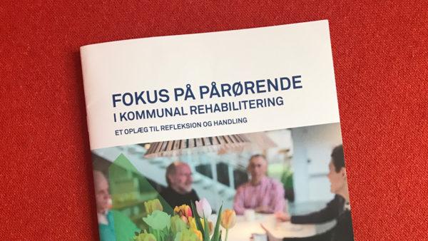 København udgiver inspirationsoplæg til at inddrage pårørende i rehabilitering