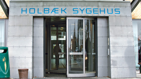 Kommunal visitator er rykket ind på Holbæk Sygehus