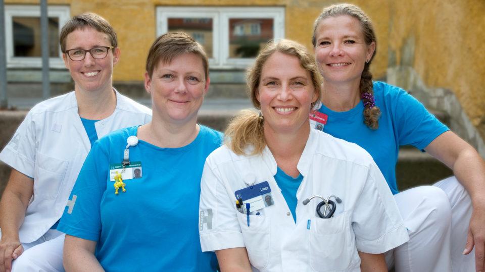 Nordsjællands Hospital rykker ud i kommunerne til tværsektoriel stuegang