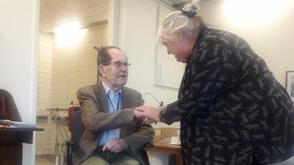 Silkeborg efterlyser politisk hjælp til teknologi i hjemmeplejen