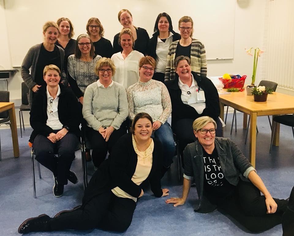 Akutteam i Esbjerg modtager Den Gyldne Tråd