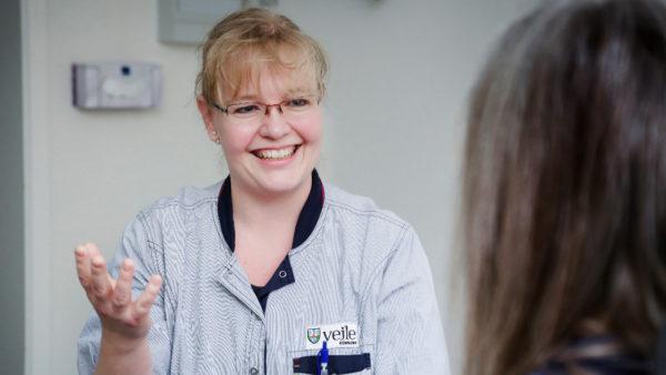 Sygeplejersker bytter roller for at forbedre patientforståelsen