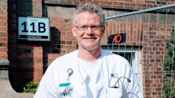 Ny professor vil behandle multisygdomme ved hjælp af kost