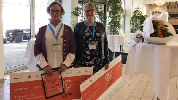 Kommunal sygeplejerske fra Nordjylland vinder årets demenspris