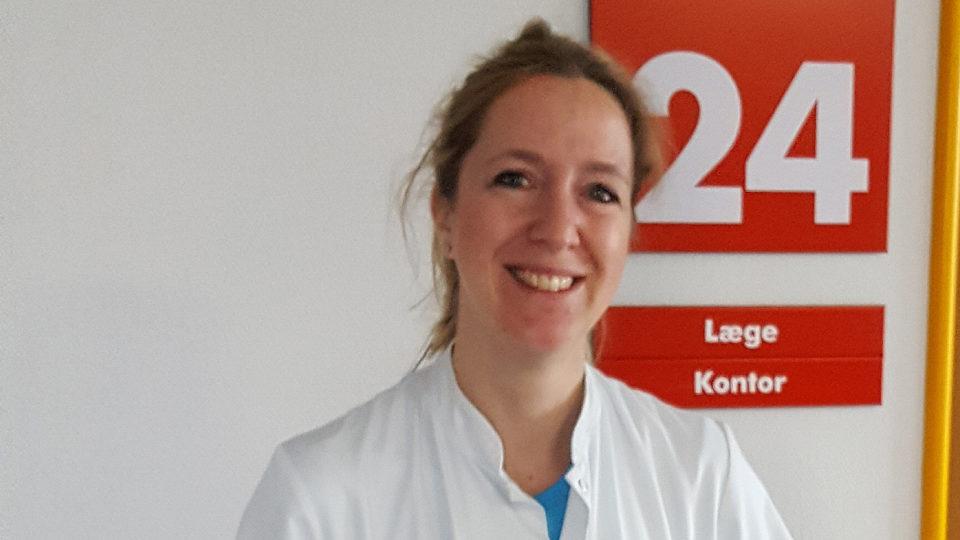 Sygehuslæger går stuegang på akutpladser i Vejle Kommune