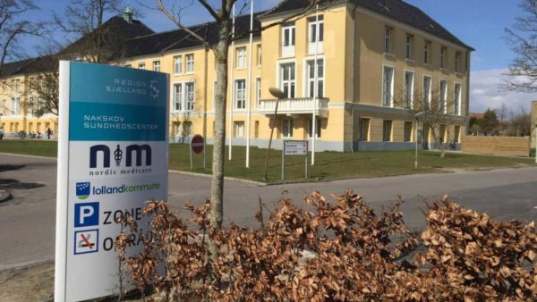 Lægehuset i Nakskov