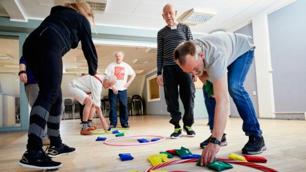 'Humøroptimisterne' træner for at mindske symptomer på demens