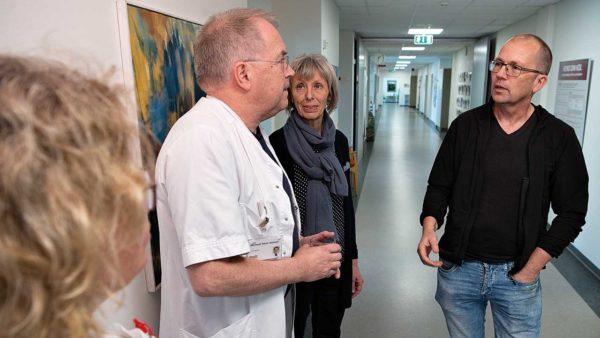 »Et sundhedshus skal ikke være et bofællesskab for læger«