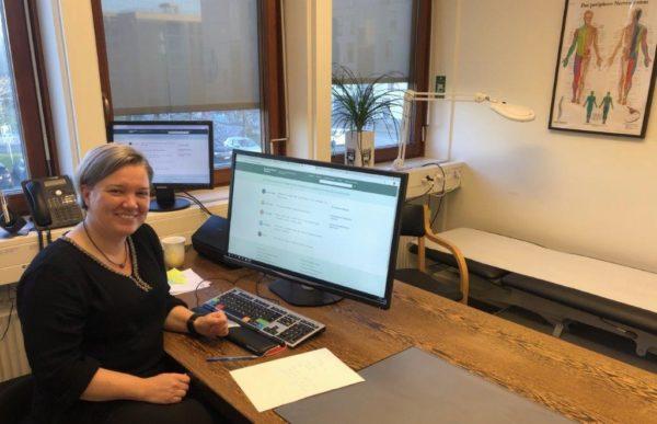 Hjemmeside med kommunale tilbud bygger bro til almen praksis