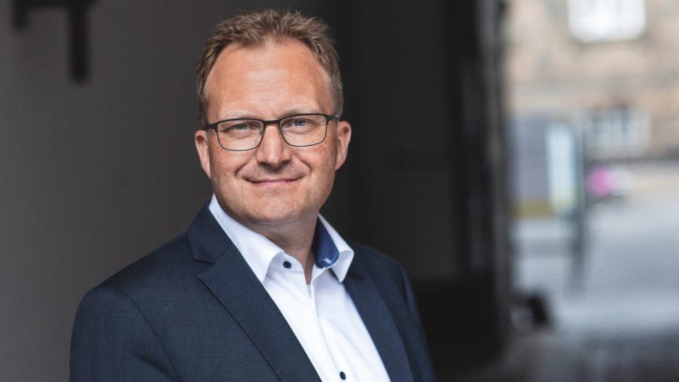 Steffen Damsgaard, formand for Landdistrikternes Fællesråd