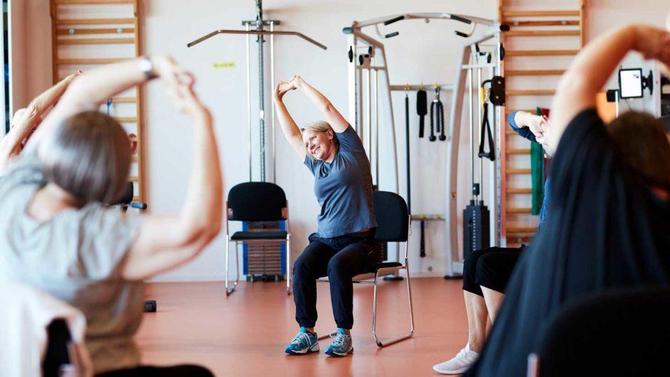 Sådan udvikler Aalborg Sundhedscenter sine rehabiliteringsforløb