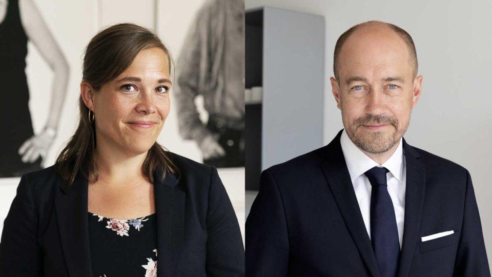 Sundheds- og ældreministeriet bliver splittet: Ressortområde rykker fra Heunicke til Krag