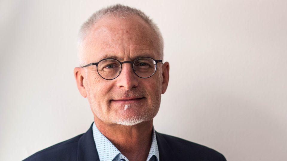 Nis Peter Nissen, direktør i Alzheimerforeningen