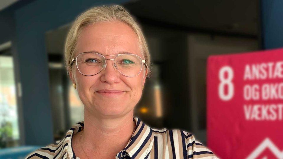 Aabenraa ansætter ny socialchef fra Dansk Flygtningehjælp