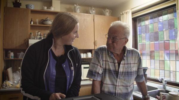 Ny tv-serie følger fire hjemmehjælpere i Kolding Kommune