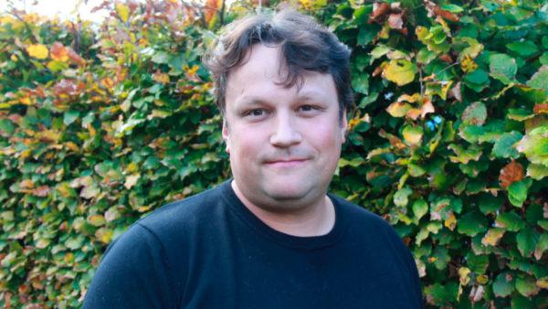Henrik Nyholm, praktiserende læge i Vildbjerg