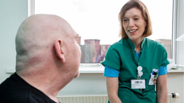 Socialsygeplejerske: »Jeg arbejder ud fra patientens ønsker og behov«