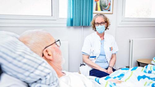 Ny afdeling på Vejle Sygehus prioriterer tæt samarbejde med kommunerne om palliativ pleje af terminale kræftpatienter