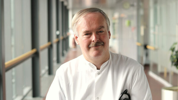 Peter Vestergaard, professor
