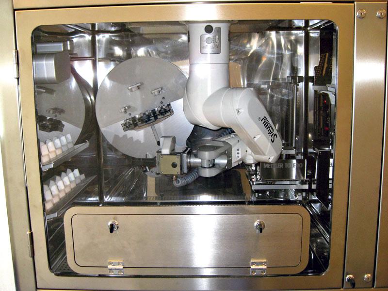 Cytostatikarobot