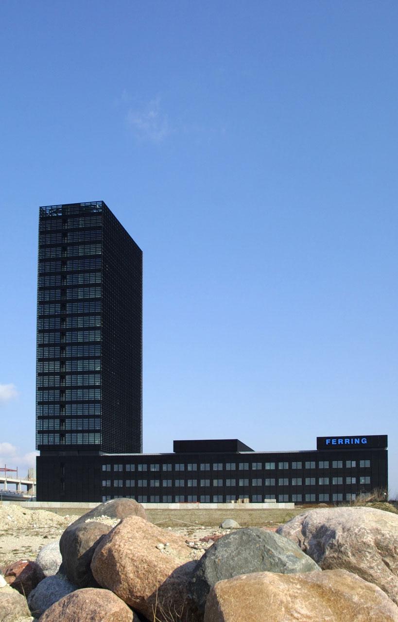 Ferring flytter dansk hovedkvarter