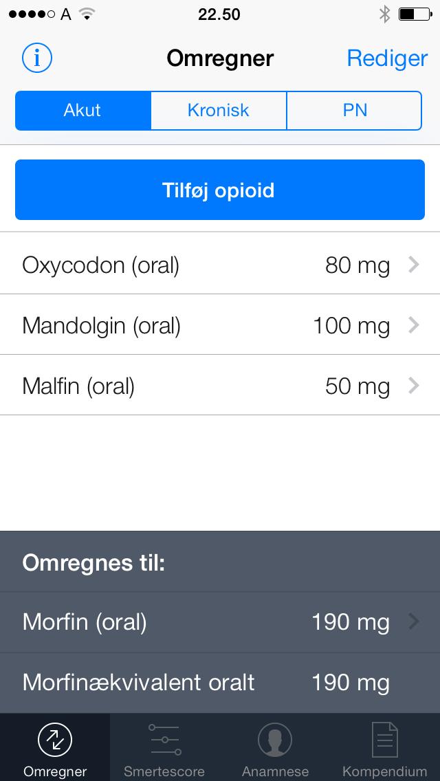 Ny app giver hjælp til smertebehandling