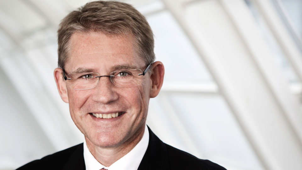 Lars Rebien Sørensen bliver ny formand for Novo Nordisk Fonden