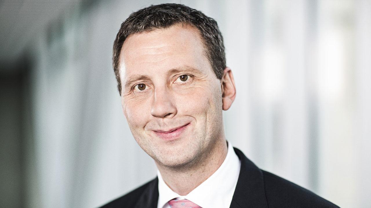 Sundhedsminister Nick Hækkerup