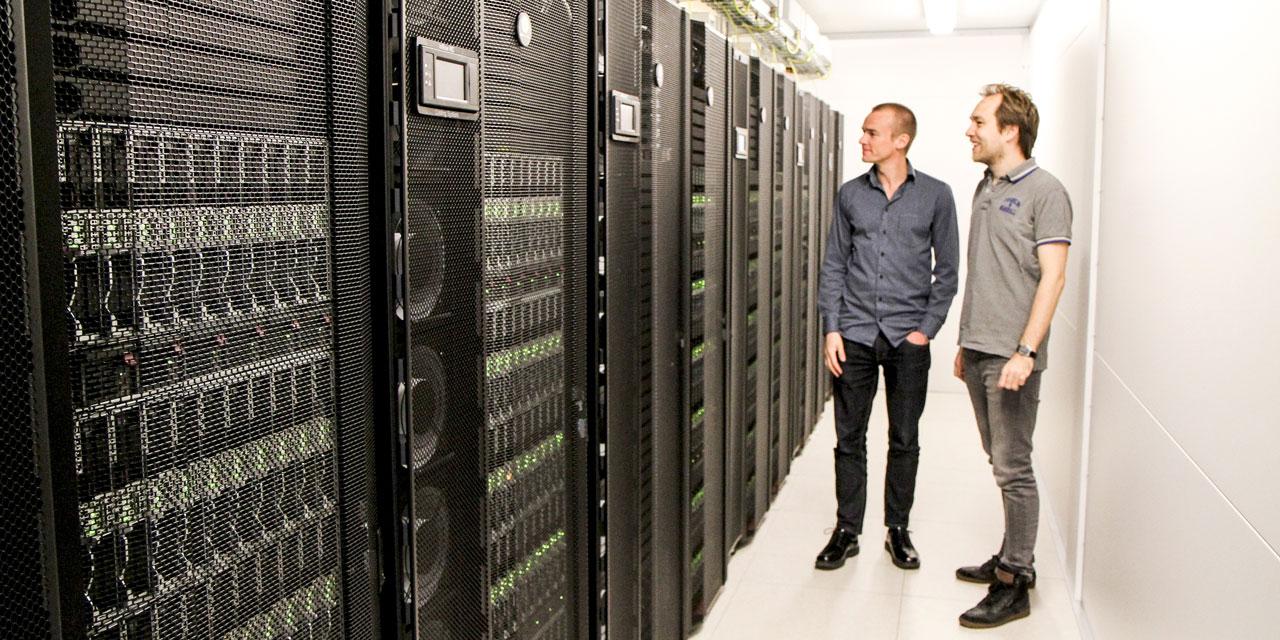 Supercomputeren på DTU