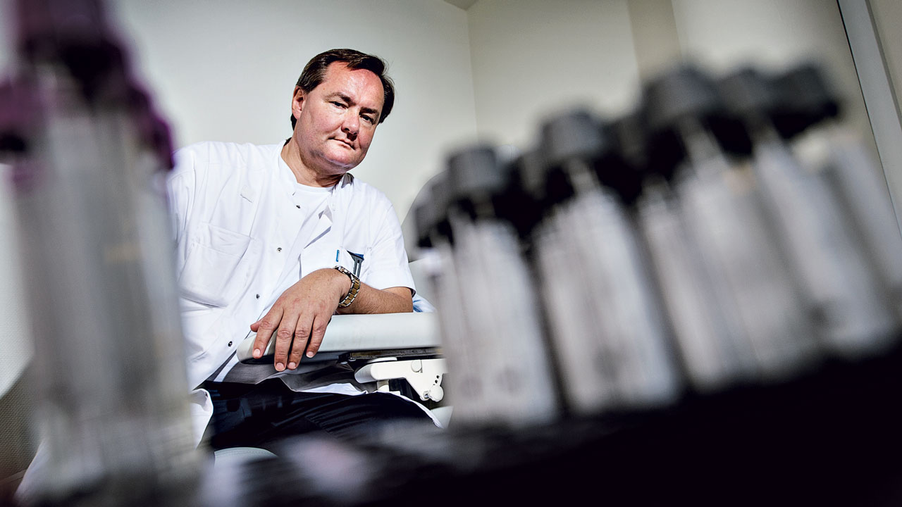 Professor Allan Vaag