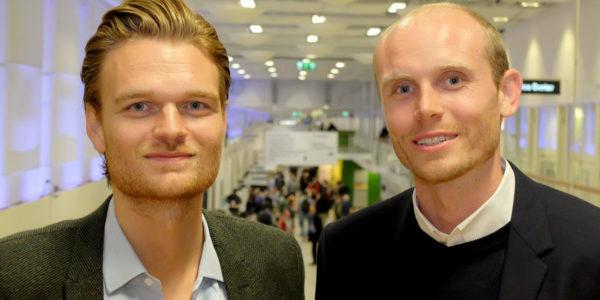 Christian Frandsen og homas Dejgaard