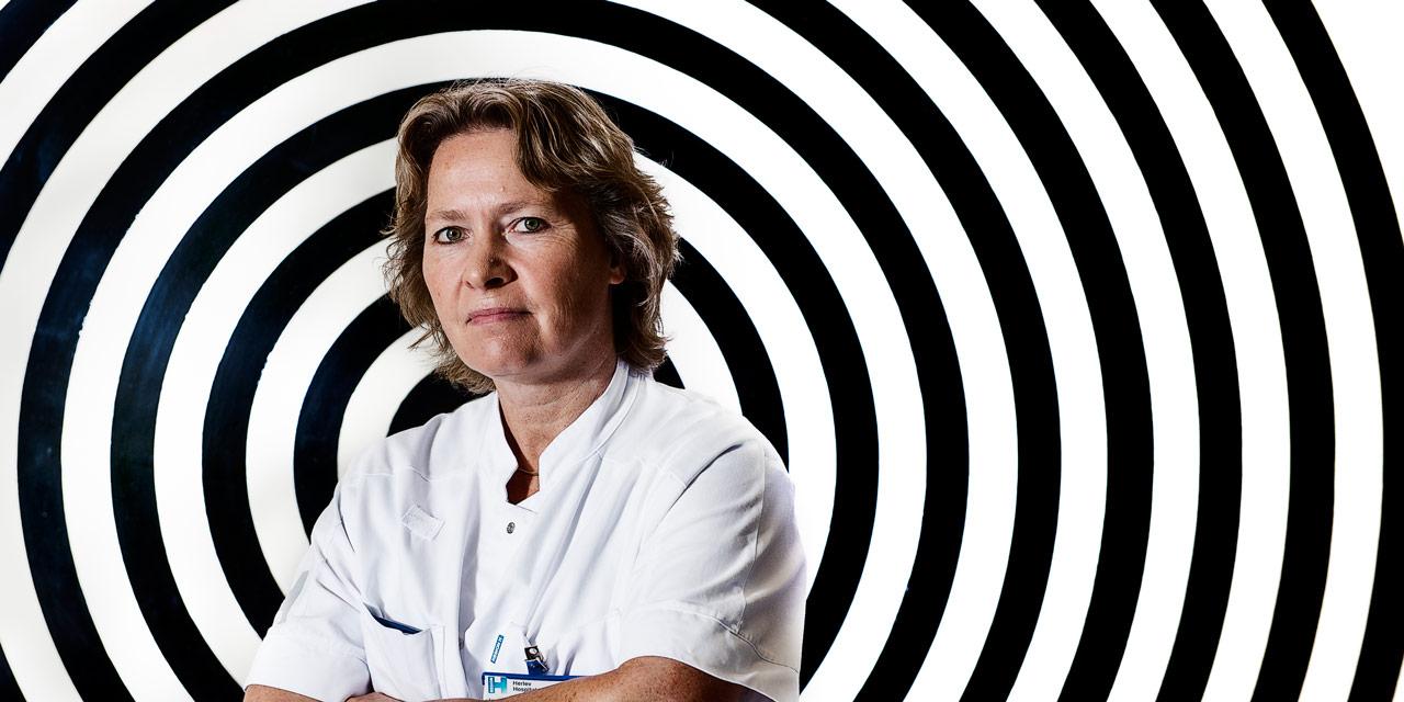 Overlæge Inge Marie Svane.