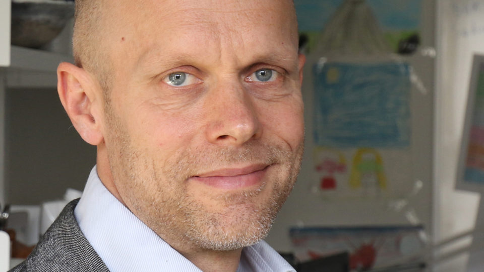 Henrik Ullum bliver konsulent hos ENLI