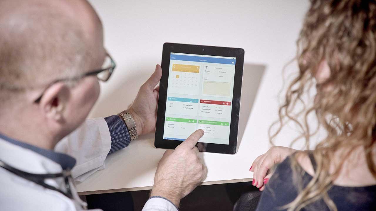 Medicin-app til børn