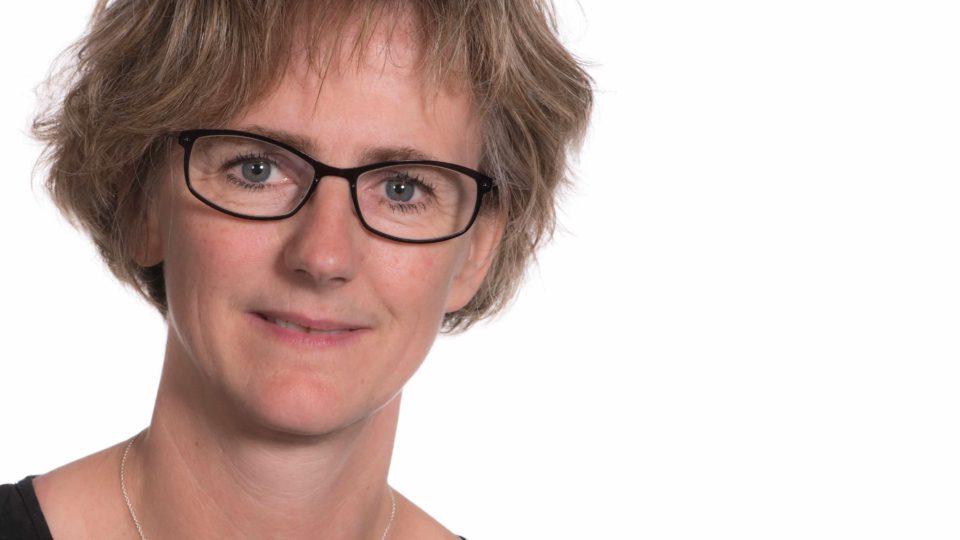 Hospitalsapoteker Anette Thomsen