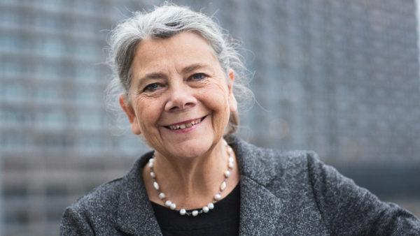 Sygeplejerske er ny formand for Kræftens Bekæmpelse