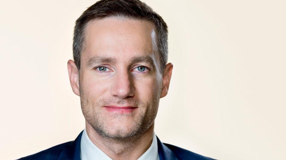 Rasmus Jarlov er ny erhvervsminister