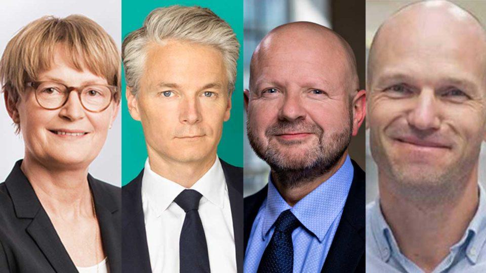 Her er de fire nye debattører på Dagens Pharma