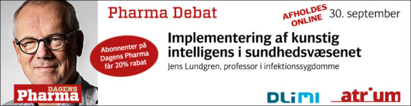 pharma debat jens lundgren 30 september 2020