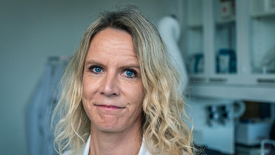 professor Camilla Foged fra Institut for Farmaci ved Københavns Universitet.
