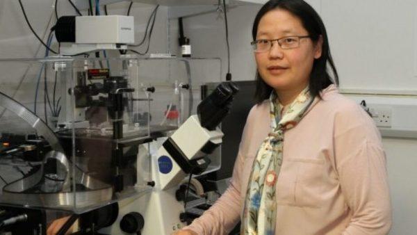 Eva Hoffmann, professor