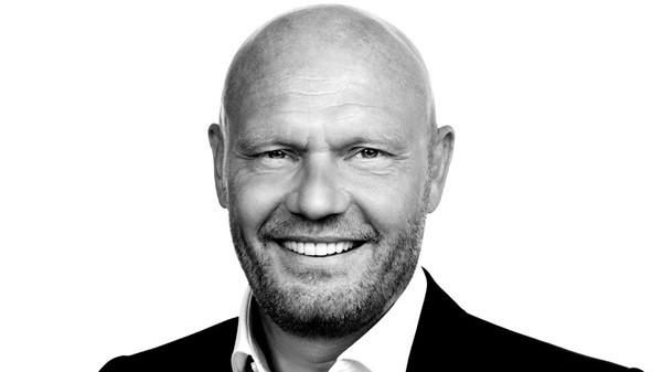 Erik Sandberg, adm. direktør, Orifarm