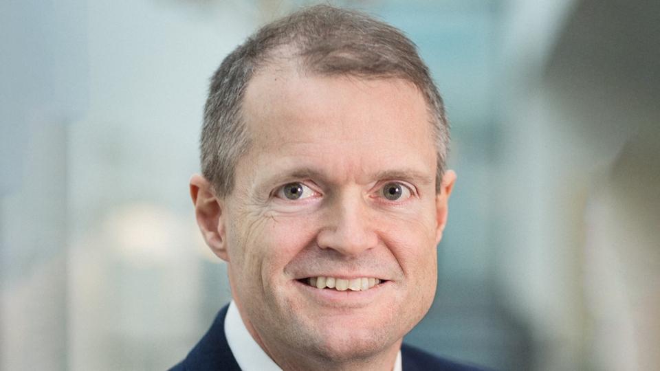Bent Frandsen, adm. direktør i ExpreS2ion Biotechnologies