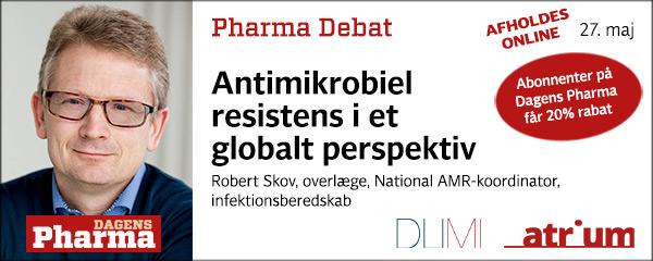 pharma debat med robert skov 27 maj 2021